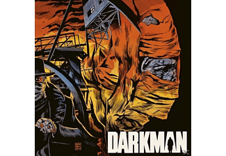 Danny Elfman - Darkman (Original 1990 Motion Picture Score) - (Vinyl)
