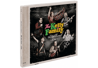 The Kelly Family - We Got Love - Live (CD)