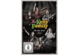 The Kelly Family - We Got Love - Live (DVD)