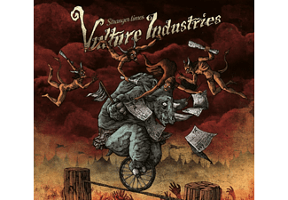 Vulture Industries - Stranger Times (Digipak) (CD)