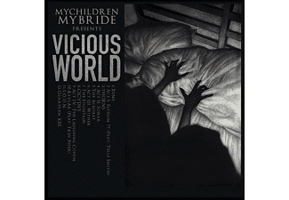 My Children My Bride - Vicious World (CD)