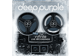 Deep Purple - The Infinite Live Recordings, Vol. 1 (Vinyl LP (nagylemez))