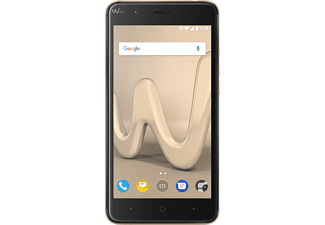 Wiko WIKO Harry Gold Dual SIM (V3953 GOLD)