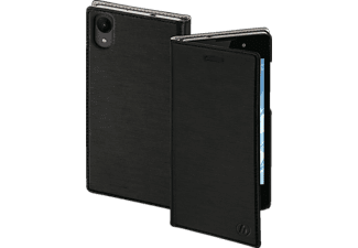 Slim Bookcover Wiko Sunny 2 High-Tech-Polyurethan Schwarz
