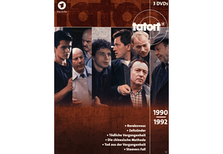 Tatort-Klassiker 90er Box(1) (1990-1992) - (DVD)