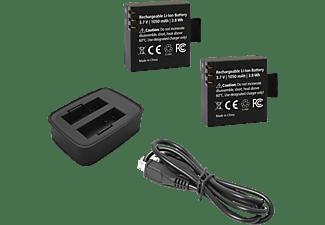 Rollei extern laadapparaat met 2 accu's voor AC 530-630