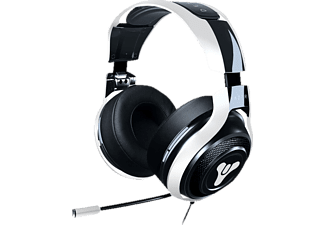RAZER, RZ04-01920400-R3M1, Man O' War Tournament Edition Destiny 2, Gaming Headset, Weiß/Schwarz