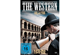 The Western Collection (4 Filme-Edition) - (DVD)