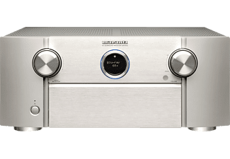 MARANTZ SR7012, AV-Receiver, Moving Magnet Phonoeingang, Silbergold