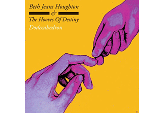 The Hooves Of Destiny, Beth Jeans Houghton - Dodecahedron - (Vinyl)