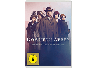 Downton Abbey: Staffel 5 - (DVD)