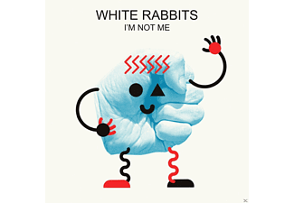 White Rabbits - I'm Not Me - (Vinyl)