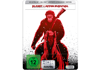Planet der Affen: Survival - Exklusiv [4K Ultra HD Blu-ray]