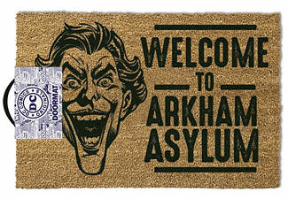 The Joker Welcome To Arkham Asylum Kokosfasermatte