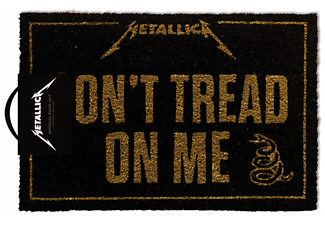 Metallica Dont Tread On Me Kokosfasermatte