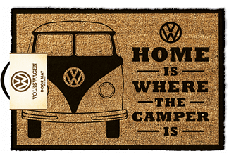 Volkswagen Home Is Where the Camper Is Kokosfasermatte