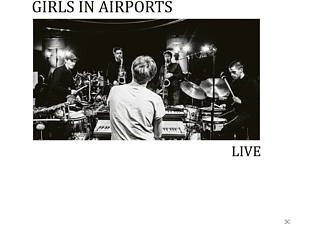 Girls In Airports - Live - (CD)