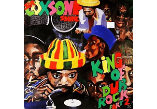 Sir Cox Sone Sound - King Of The Dub Rock,Pt.2 - (Vinyl)