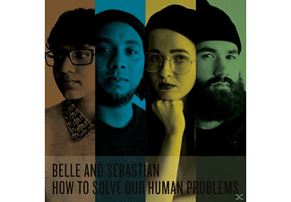 Belle and Sebastian - How To Solve Our Human Problems-EP Box - (Vinyl)