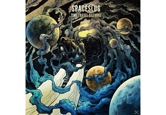 Spaceslug - Time Travel Dilemma (LTD Yellow Vinyl) - (Vinyl)