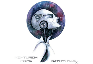 Xenturion Prime - Humanity Plus - (CD)