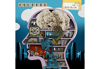 Squeeze - The Knowledge - (CD)