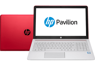 "HP Pavilion 15-cc508nh piros notebook 2GP95EA (15.6"" Full HD/Core i5/8GB/256GB SSD/DOS)"