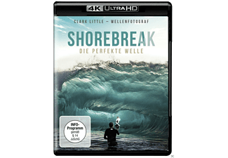 SHOREBREAK - DIE PERFEKTE WELLE - (4K Ultra HD Blu-ray)