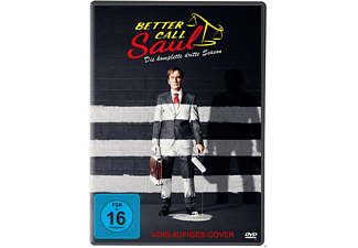 Better call Saul - Die komplette dritte Season - (DVD)