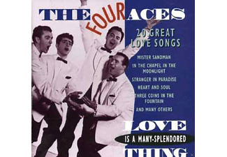 The Four Aces - 20 Great Love Songs - (CD)