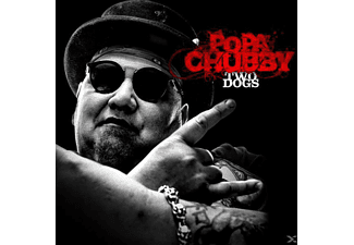 "Popa Chubby - Two Dogs (Limited 12"" Vinyl) - (Vinyl)"