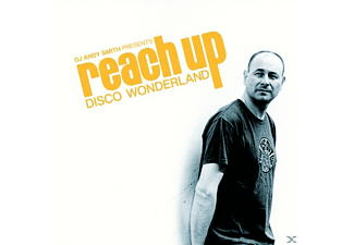 VARIOUS - Reach Up-Disco Wonderland - (Vinyl)