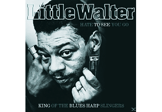 Little Walter - Hate To See You Go - (Vinyl)