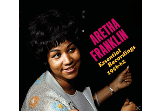 Aretha Franlin - Essential Recordings 1956-62 [CD]