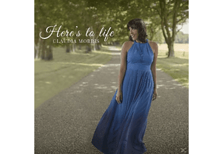 Claudia Morris - Here's To Life - (CD)