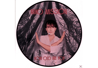 Miko Mission - How Old Are You - (Vinyl)
