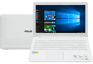 "ASUS VivoBook X556UQ-DM1214T fehér notebook (15.6"" Full HD/Core i7/8GB/1TB HDD/GT940MX 2GB VGA/Win 10)"