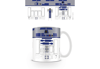 Tasse Star Wars-R2 D2