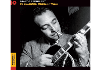 Django Reinhardt - 24 Classic Recordings (1937-1943) (CD)