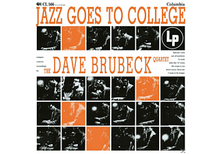 Dave Brubeck - Jazz Goes To College - (Vinyl)