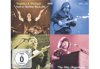 Vanilla Fudge - Live At Sweden Rock 2016 [CD + DVD Video]