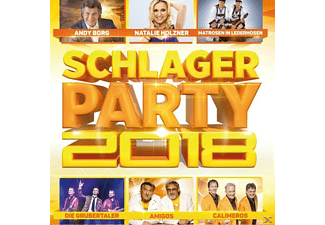 VARIOUS - Schlager Party 2018 [CD]