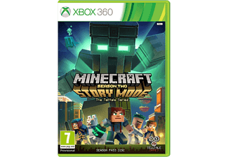 Minecraft Story Mode - Season 2 (Xbox 360)