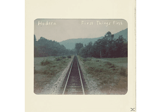 Hodera - First Things First - (CD)
