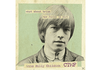 Wild Billy & Ctmf Childish - what about brian / the fields in mist - (Vinyl)