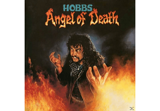 Hobbs Angel Of Death - Hobbs Angel Of Death (Blood Red Vinyl W Poster) [Vinyl]