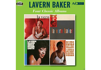 Lavern Baker - Four Classic Albums - (CD)