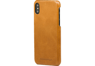 DBRAMANTE TUI8GT000847 Backcover Apple iPhone X Echtleder Tan