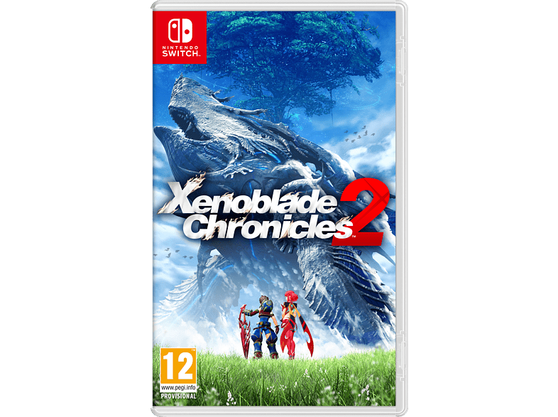 Xenoblade Chronicles 2 Nintendo Switch gaming games switch games