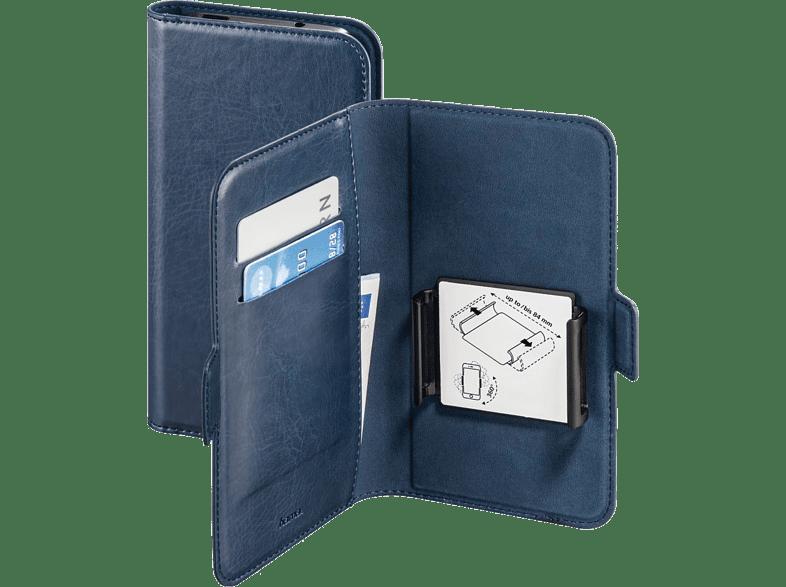 "HAMA ""Smart Move"" Booklet Case, size XL (4.7 - 5.1""), blue smartphones   smartliving αξεσουάρ κινητών θήκες  μεμβράνες universal"